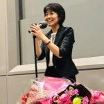 「及川徳子講演会~癌ステージ4から生還した奇跡の体験」満席にて終了しました。